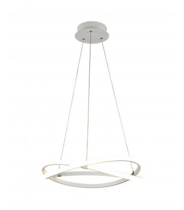 Lámpara de techo INFINITY Blanco Led 42W DIMMABLE 2800K 5990 Mantra