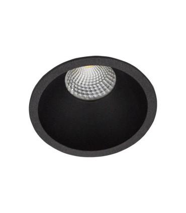 Aro foco Empotrable NC2152R Negro GU10