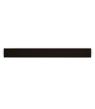 Aplique plano WZ90 negro 90cm 30W 2700lm