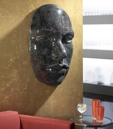 Máscara FAZ cristal negro - Schuller