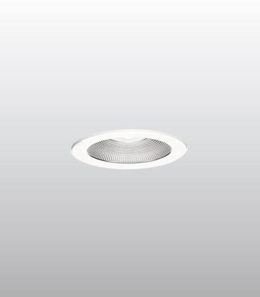 Downlight Led TRIDONIC empotrable redondo blanco 10.2W Ø12mm