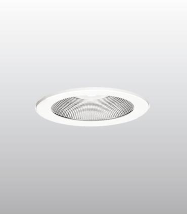 Downlight Led TRIDONIC empotrable redondo blanco 20.2W Ø17mm