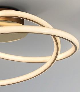 Detalle plafón dorado  Tube de Schuller