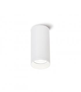 Foco superficie redondo fijo blanco  Ø60mm GU10 MX8104