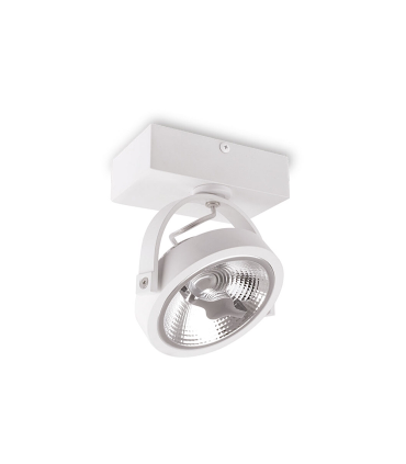 Foco superficie led 15W orientable blanco MX1130