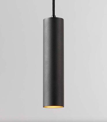 Colgante Zero S2 negro/oro - LIGHT POINT