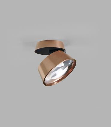 VANTAGE 1 oro rosa Ø100mm - LIGHT POINT