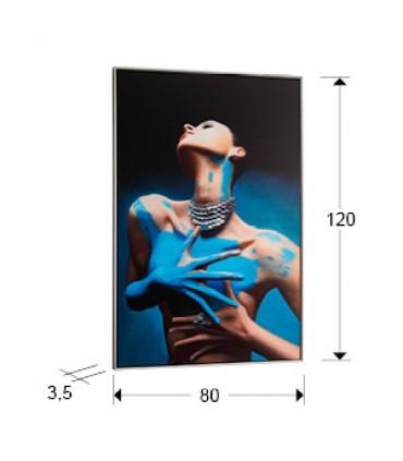 Dimensiones Cuadro Lienzo impreso ALMA - Schuller