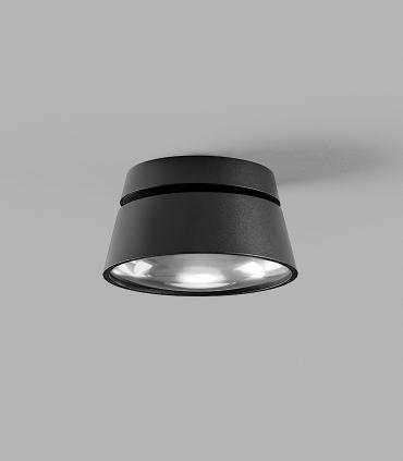 VANTAGE 1+  negro Ø130mm - LIGHT POINT
