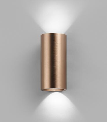 Aplique Zero W2 oro rosa Ø80mm - LIGHT POINT