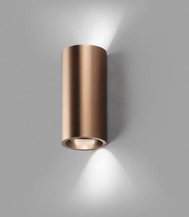 Zero W2 oro rosa Ø80mm - LIGHT POINT