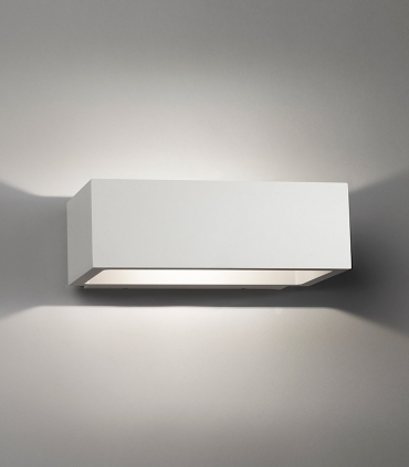 Aplique Led Brick blanco 6W 18cm - LIGHT POINT