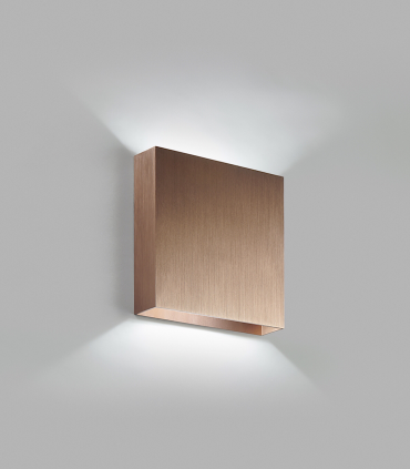 Aplique Compact  Up/Down oro rosa mediano W2 - LIGHT POINT