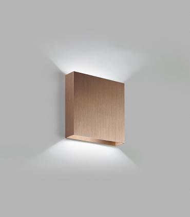 Aplique Compact  Up/Down oro rosa pequeño W1 - LIGHT POINT