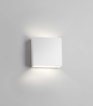 Aplique Compact Up/Down Blanco, W1 Peq - LIGHT POINT