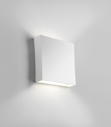 Aplique Compact Up/Down Blanco W2  Mediano - LIGHT POINT