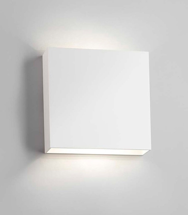 Aplique Compact Up/Down Blanco, W3 Grande - LIGHT POINT