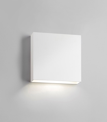 Aplique Compact Down Blanco W2  Mediano - LIGHT POINT