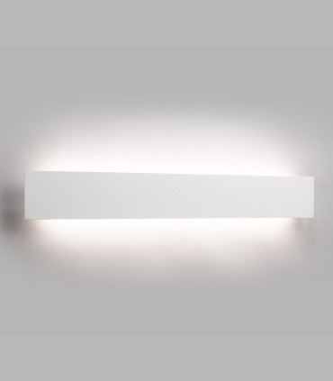 Aplique Cover W1 60cm  Blanco  - LIGHT POINT