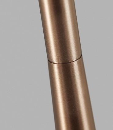 Detalle Detalle Colgante Drop S2 oro rosa 90cm - LIGHT POINT