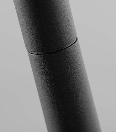 Detalle: Colgante Drop S1 negro 60cm - LIGHT POINT