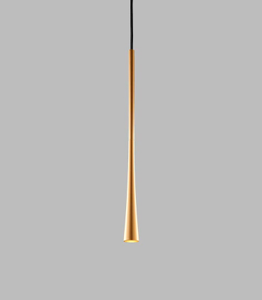 Colgante Drop S1 oro LIGHT POINT