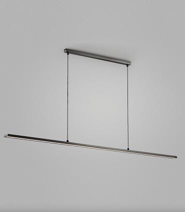 Lámpara Colgante Slim S2 negro 150cm - LIGHT POINT