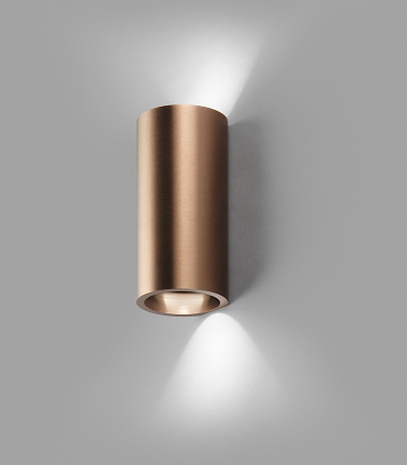Aplique Zero W1 oro rosa Ø70mm - LIGHT POINT