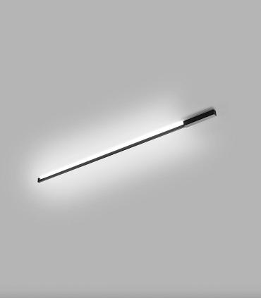 Aplique-Plafón Stripe C/W S1500 negro 150cm - LIGHT POINT