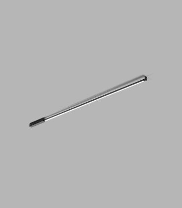 Aplique-Plafón Stripe C/W S2000 negro 200cm - LIGHT POINT
