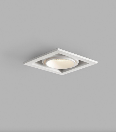 Foco Empotrable Ghost 1 Led 1L 110mm blanco - LIGHT POINT