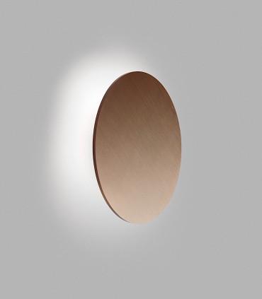 Aplique SOHO W5: Ø500 x 108mm -18W luz cálida 2700K, 1702lm