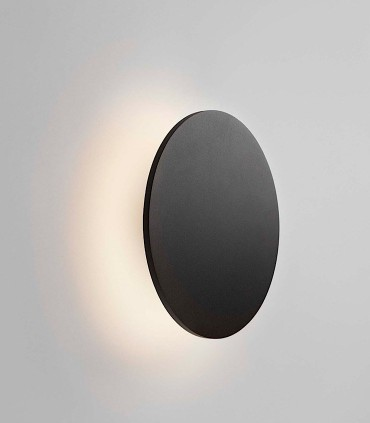 Aplique de diseño SOHO W4 negro - LIGHT POINT