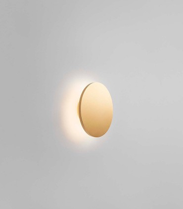 Aplique de diseño SOHO oro W2 - LIGHT POINT