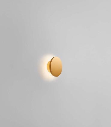 Aplique de diseño SOHO oro W1 - LIGHT POINT