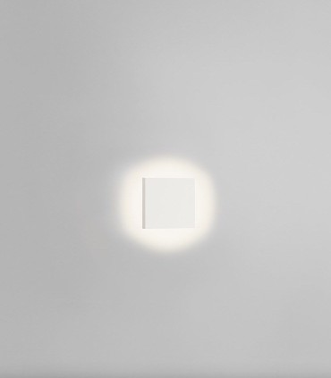 Aplique de diseño NOHO blanco W1 - LIGHT POINT