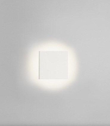 Aplique de diseño NOHO blanco W2 - LIGHT POINT
