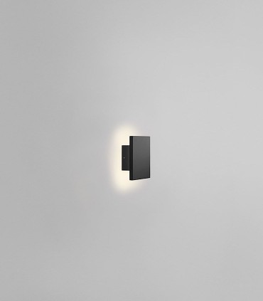 Aplique de diseño NOHO negro W1 - LIGHT POINT