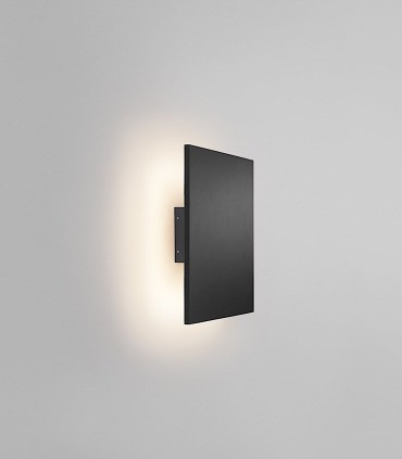 Aplique de diseño NOHO negro W3 - LIGHT POINT