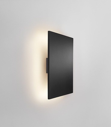 Aplique de diseño NOHO negro W4 - LIGHT POINT
