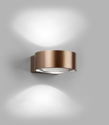 Aplique de diseño ORBIT oro rosa W1- LIGHT POINT