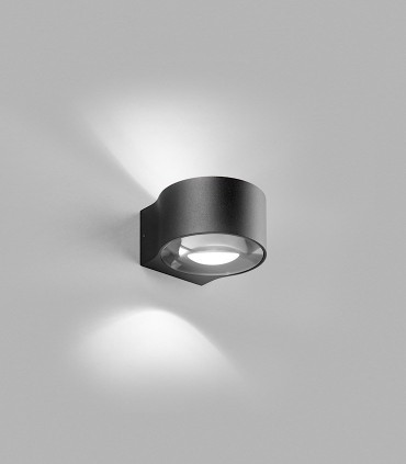 Aplique de diseño ORBIT MINI negro - LIGHT POINT