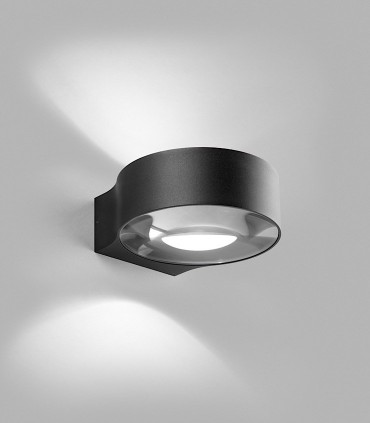 Aplique de diseño ORBIT W2 negro - LIGHT POINT