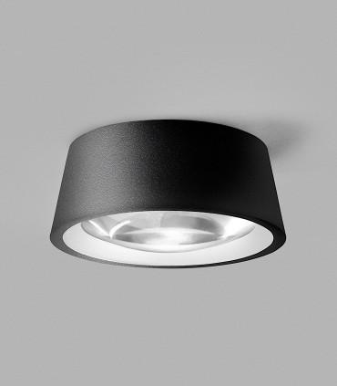 OPTIC OUT 1+ negro - LIGHT POINT con arillo blanco incluido