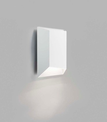 Aplique de diseño FACET DOWN W1 blanco LED - LIGHT POINT