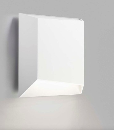 Aplique de diseño FACET DOWN W2 blanco LED - LIGHT POINT