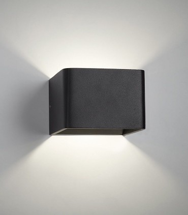 Aplique de diseño MOOD 1 negro LED - LIGHT POINT