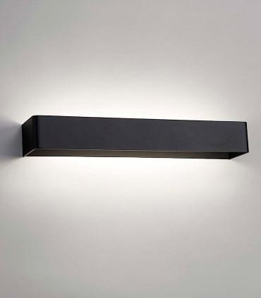 Aplique de diseño MOOD 3 negro LED - LIGHT POINT