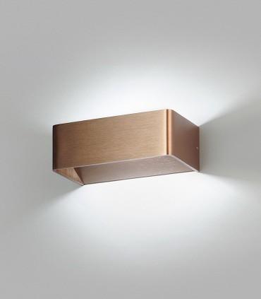 Aplique de diseño MOOD 2 oro rosa LED - LIGHT POINT