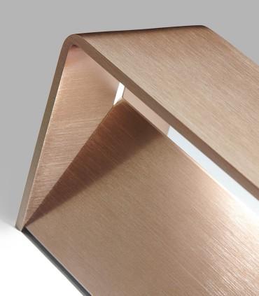Detalle MOOD oro rosa - LIGHT POINT